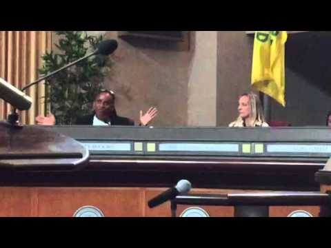 Oakland CM Desley Brooks Flames Campbell Washington Over Love Life