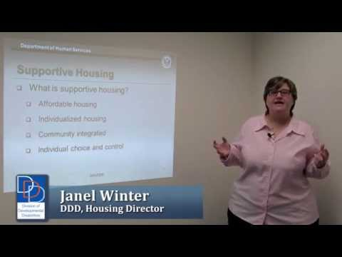 Introduction to Supportive Housing