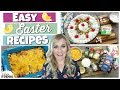 BRUNCH CASSEROLE & PISTACHIO FLUFF SALAD || Easy Easter Recipes