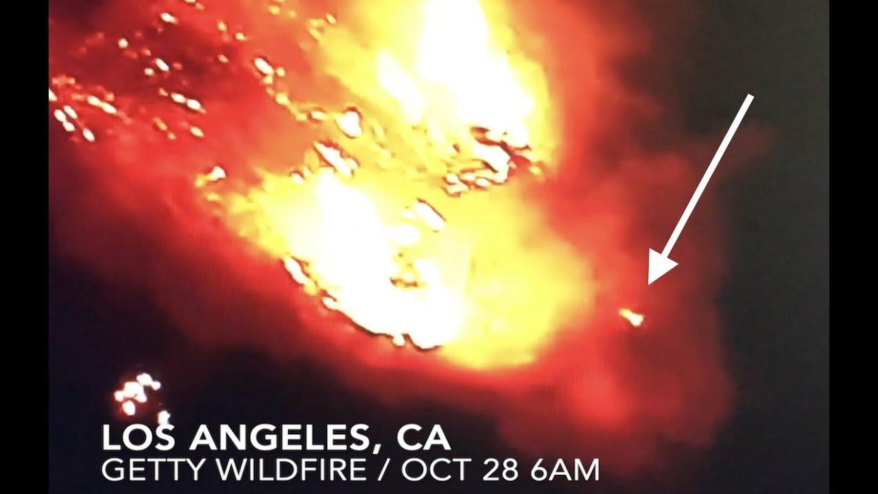 Αποτέλεσμα εικόνας για την εικόνα του Whoa!  Τι ήταν αυτό?  Το Fiery FAST αντικείμενο BOLTS κάτω LA Mountain