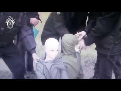 Следственный эксперимент по делу об убийстве жительницы Славгорода и ее детей