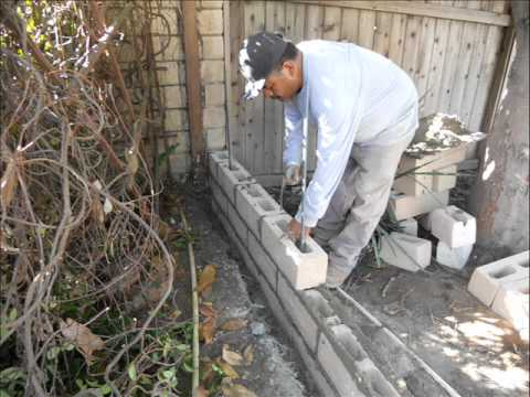 Oxnard Block Wall Contractor Www Shafranconstruction Com