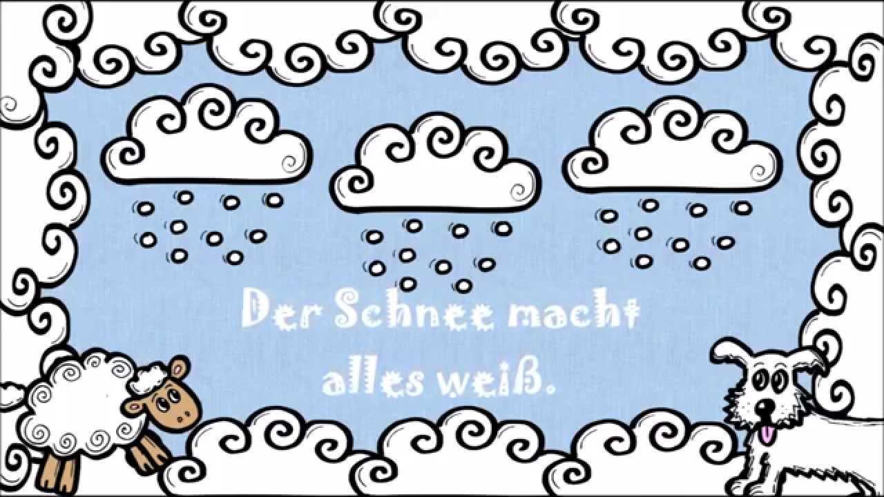 Wetterlied Neue Version