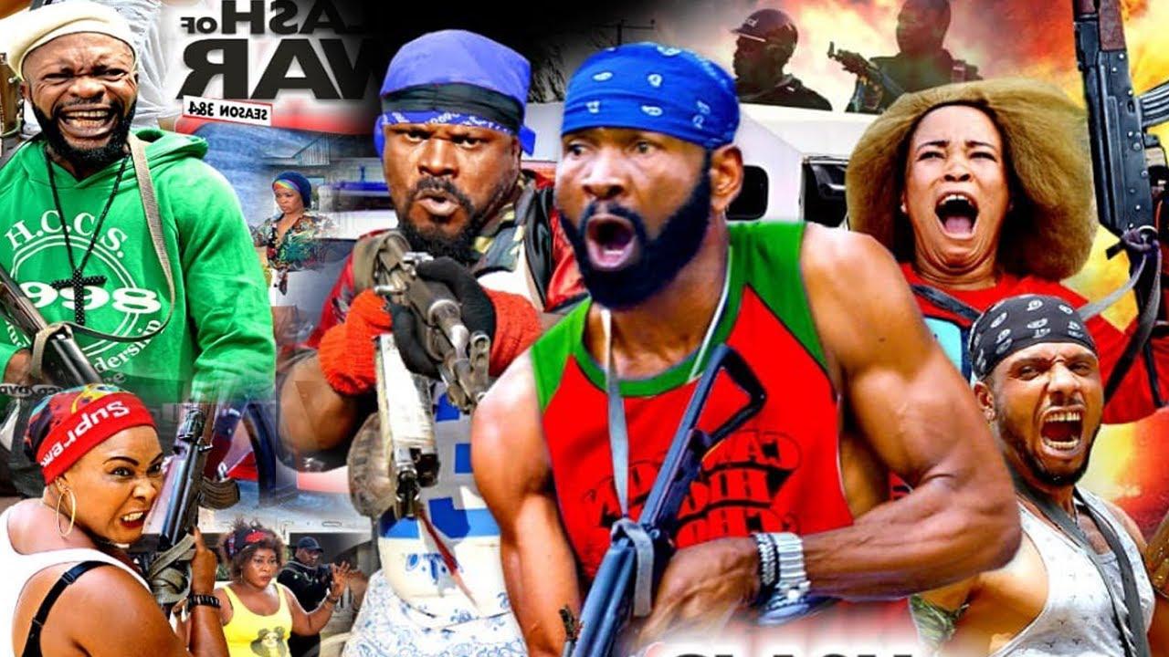 Download BLACK WAR SEASON 1&2 {new movie} - 2021 latest nigerian Nollywood movie