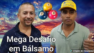 O mega desafio Baianinho de Mauá x Maycon Bálsamo