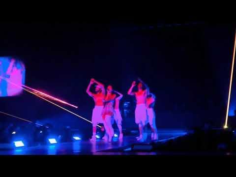 Ariana Grande Dangerous Woman Tour in Hong Kong - Bang Bang