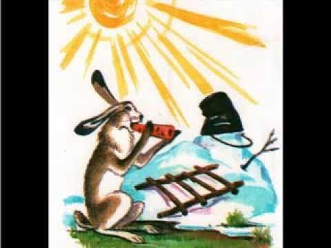 Рассказ о весне для детей