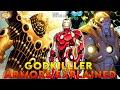 Iron Man's GODKILLER Armors Explained || #ComicVerse