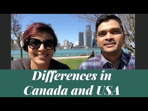10 Fun Facts About Canada Vs USA