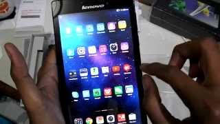 unboxing lenovo tab 2 a7 10 bahasa indonesia