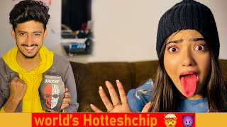 World's Hottest Jolo chips eating challenge | Bhai Bahen ka pyaar