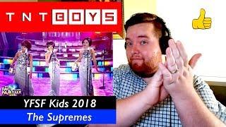 TNT Boys | The Supremes | Jerod M Reaction