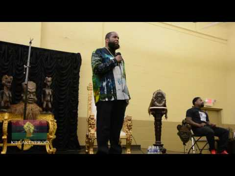 Dr. Umar Johnson - Memphis, Tennessee - 2016