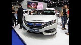 New 2018 Sedan Honda Civic 2019
