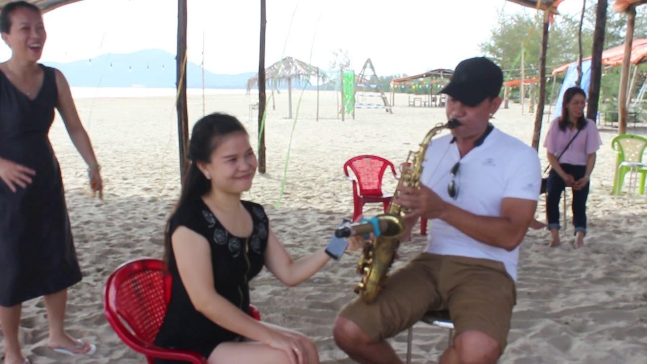 Ngẫu hứng Bình minh, biển Tân Cảnh Dương - Đình Xuân