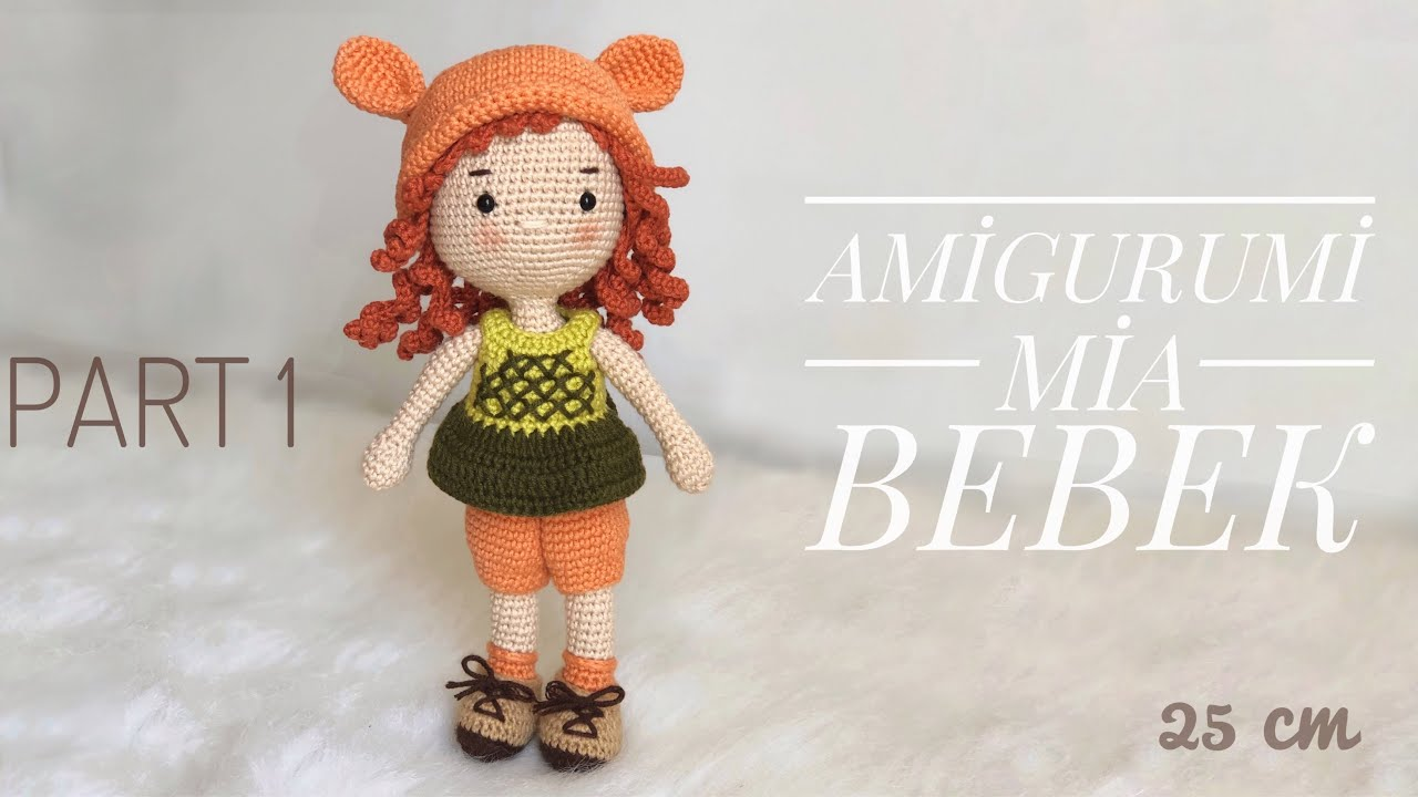 Amigurumi Olivia Doll and Theodore Doll... - Tiny Mini Design ... | 720x1280