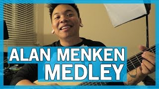 Disney Medley - Alan Menken Tribute ft. AJ Rafael | Thingamavlogs