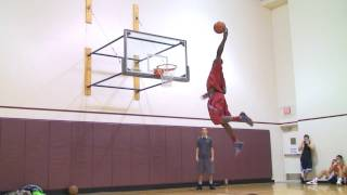 Phoenix Suns Terrico White 1 of the BEST DUNKERS in the NBA (Warm Up Session)