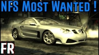 FailRace Plays - NFS Most Wanted !