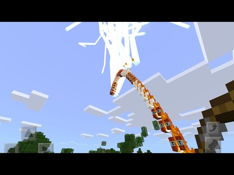 How to make explosive arrows in minecraft pe