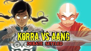 Aang vs Korra   Debate Settled   Creator Opinion   Who Is The Strongest Avatar?   Avatar  Theory