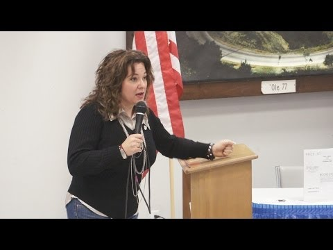"""""""Why do they lie to us?"""" public school student cries. The US Constitution by KrisAnne Hall"""