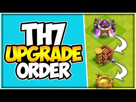 What Do I Upgrade Next!   New TH 7 Upgrade List 2019   Clash Of Clans