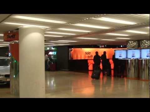 Sixt Rental Cars @ FRA Terminal 1