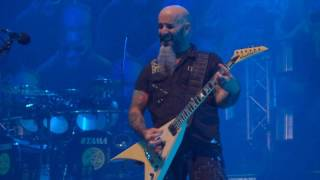 ANTHRAX - A Skeleton In The Closet (Live)