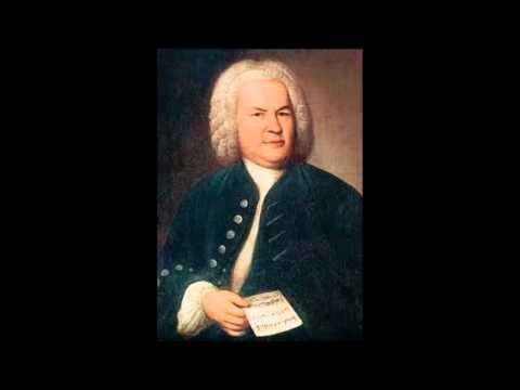 Слушать И.С. Бах - Концерт №1 для скрипки с оркестром ля минор