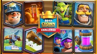 CAN WE COMBINE THE TOP 4 DECKS? Clash Royale SUPER META DECK!
