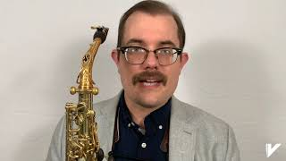 Classical Saxophone Vibrato with Dr. Andrew Allen