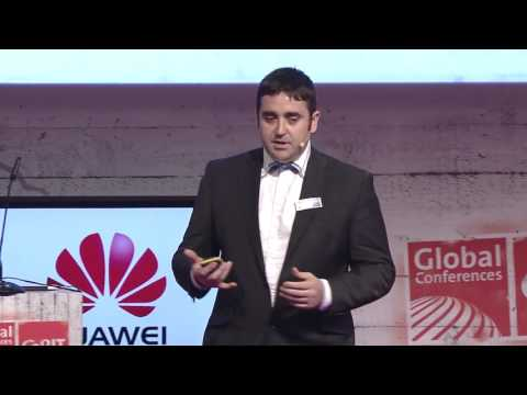 Embrace Cloud & Big Data, Embrace Future. Keynote Cebit 2015 Huawei