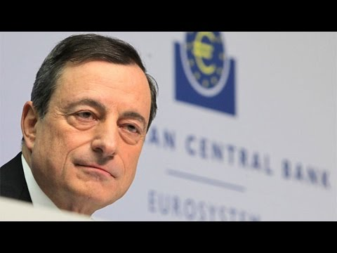 Larry Fink: The Market Should Not Doubt Draghi