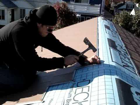 Metal Roofing Installation -  Metal Shingles - Standing Seam