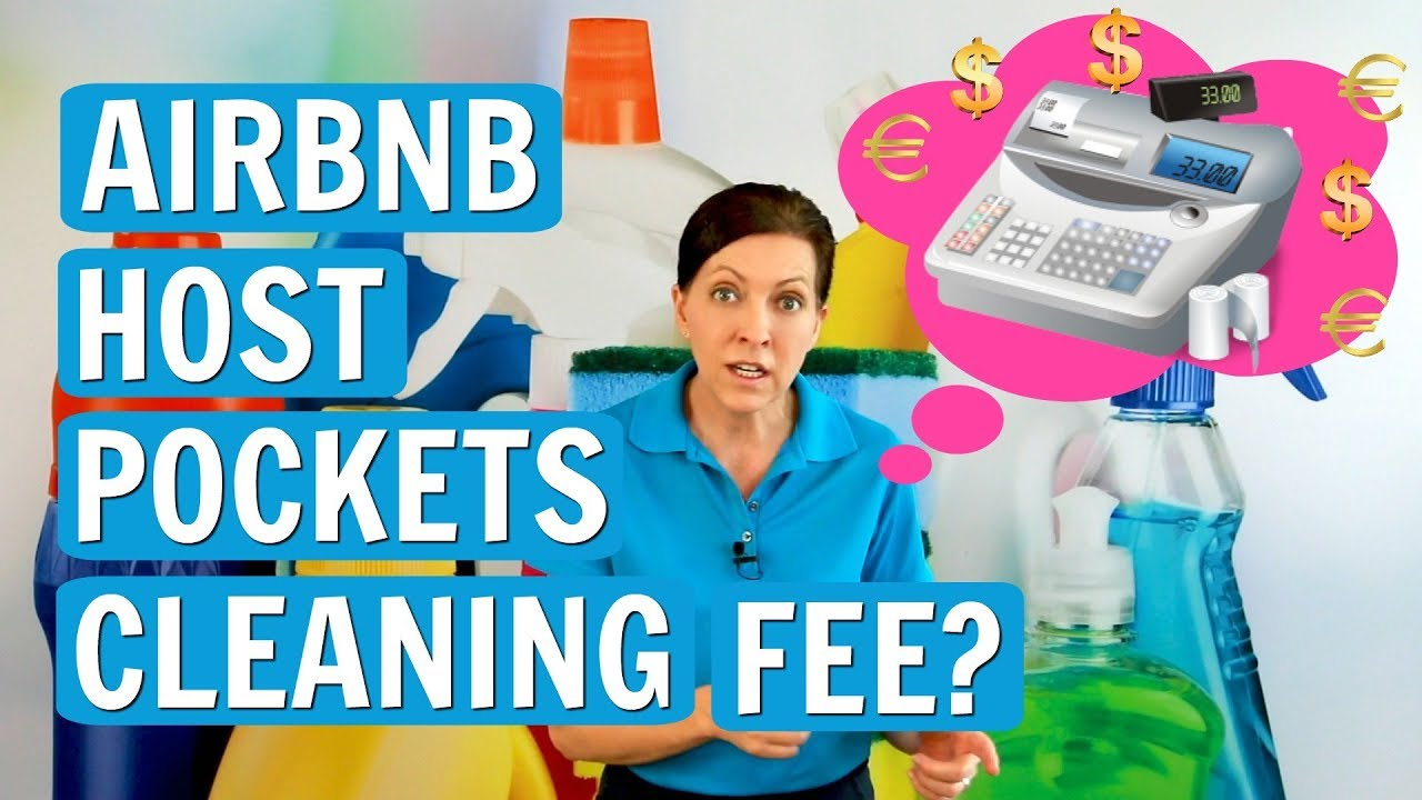 VRBO - Airbnb Host Pockets the Cleaning Fee - Is That Legal?