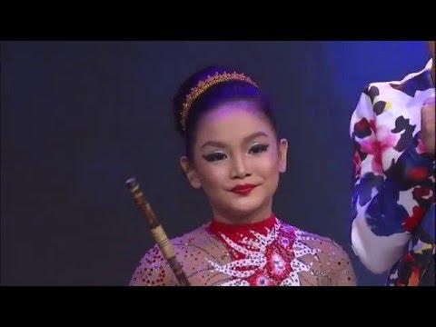 Ceria All Stars: Konsert Akhir - Lilly Bawa Lagu Gunung Kinabalu