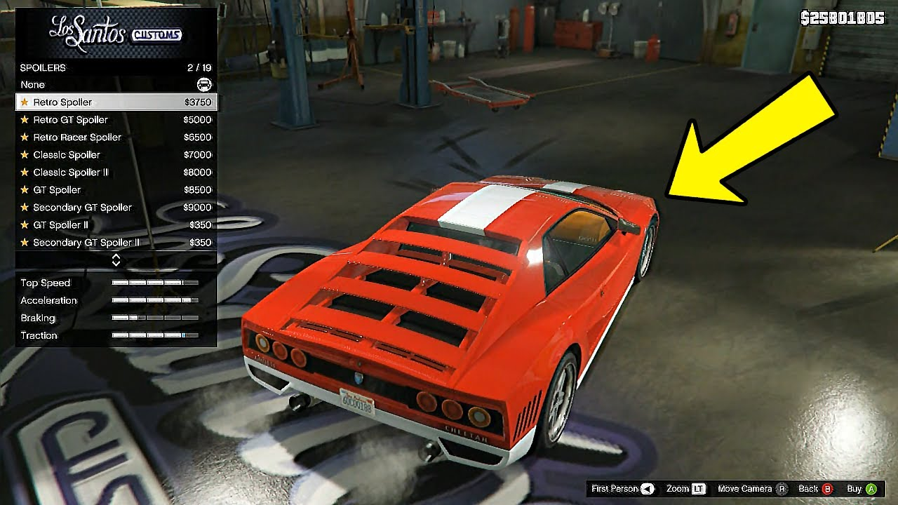 gta online gunrunning dlc cheetah classic customization