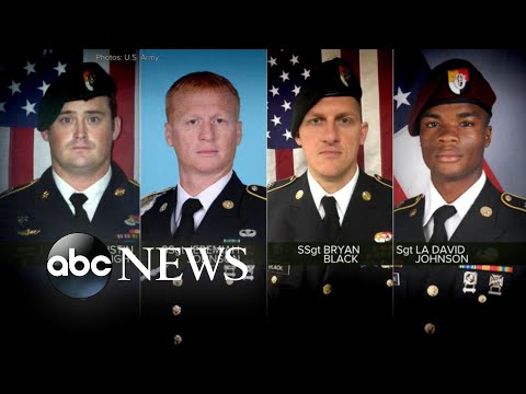 New details on Niger ambush that killed 4 US soldiers