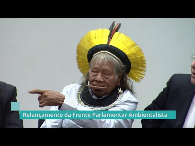 Frente Ambientalista quer dar mais atenção à sustentabilidade e ao licenciamento ambiental- 27/02/19