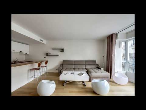 Champs Elysees Faubourg Saint Honore III  1 bedroom – Paris Luxury Apartment Rental – Welcome2France