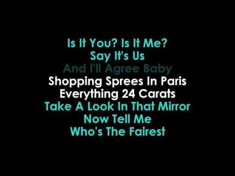 That's What I Like Karaoke Bruno Mars  | GOLDEN KARAOKE