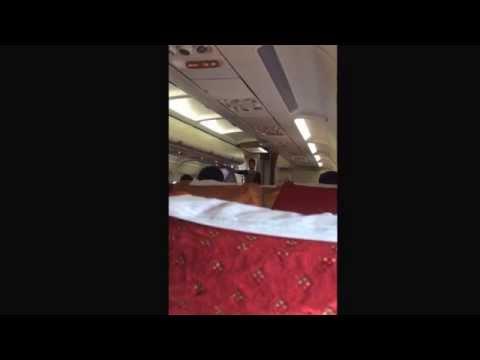 Air India Airbus A320 Bhopal