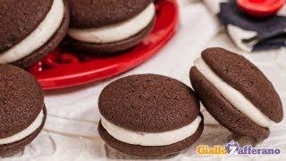 Whoopie Pies - Recipe