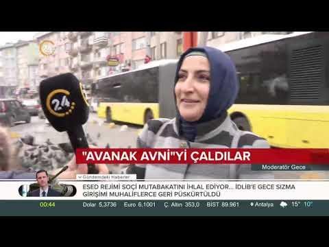 """Kadıköy'de """"Avanak Avni"""" heykeli çalındı"""