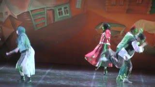 Свадебка. Wedding. Театр балета им Леонида Якобсона.