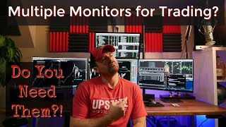 Trading With Multiple Monitors For Context - Do You Need Them?