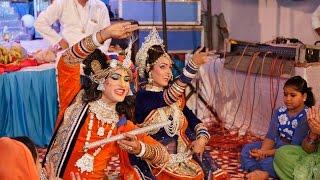 Best Radha Krishna Jhanki in Jagran