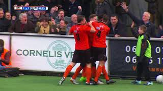 Katwijk - Excelsior Maassluis (2-1) | VVKatwijkTV
