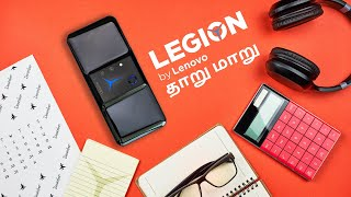 தாறு மாறு Gaming Phone - Lenovo Legion Duel 2 Review!